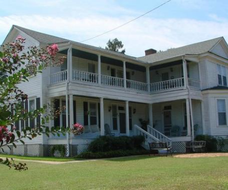 Cook-Hill House Bed & Breakfast - DeSoto Parish