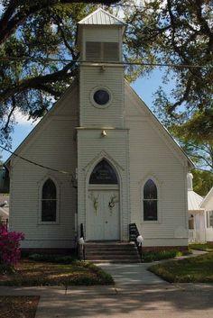 DeSoto Parish Church