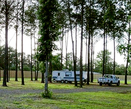 Glorey RV Park - DeSoto Parish