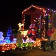 Stonewall Christmas Parade DeSoto