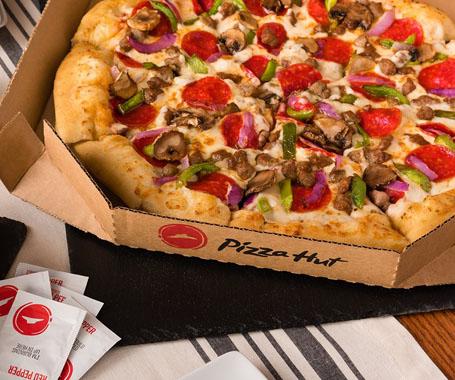 Pizza Hut  - DeSoto Parish