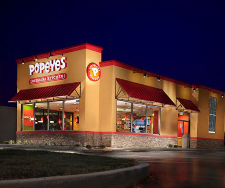 Popeyes Louisiana Kitchen - DeSoto Parish