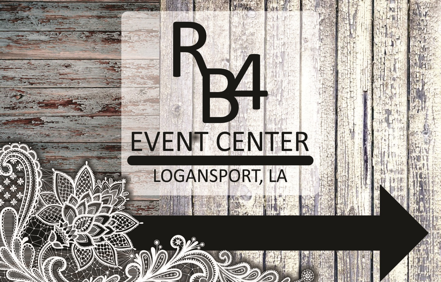 RB4 Wedding & Event Center in DeSoto Parish