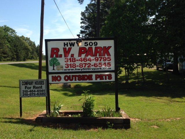 Hwy 509 RV Park