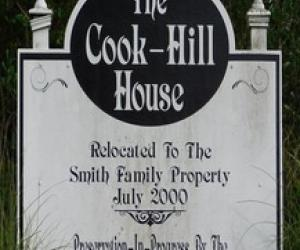 Cook Hill Bed and Breakfast in Grand Cane, Louisiana